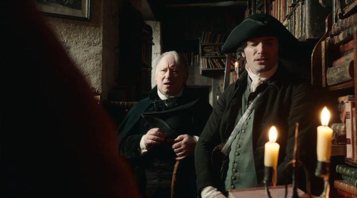 Джонатан Стрендж и мистер Норрелл / Jonathan Strange & Mr Norrell (1 сезон 1-7 серии из 7) (2015) HDTVRip | BaibaKo