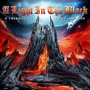VA - A Light In The Black - A Tribute To Ronnie James Dio (2015)