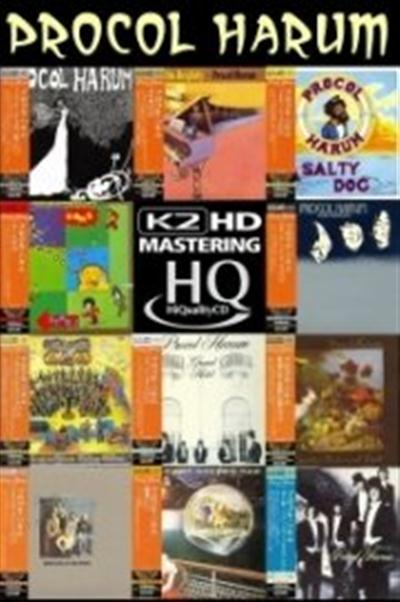 Procol Harum - 11 CD Collection (Japan Edition) - 2012