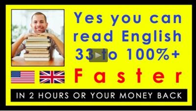 Speed Reading WorkLeisure. Read 33%+ Faster or Money Back.