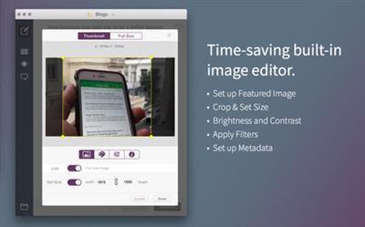 Blogo 2.3.1 Mac OS X
