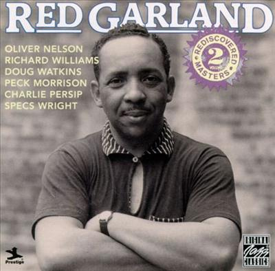Red Garland - Rediscovered Masters Vol.2 (1992)