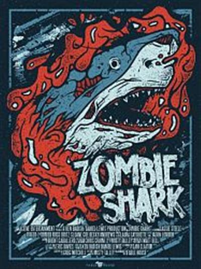 Zombie Shark 2015 720p HDTV x264-W4F