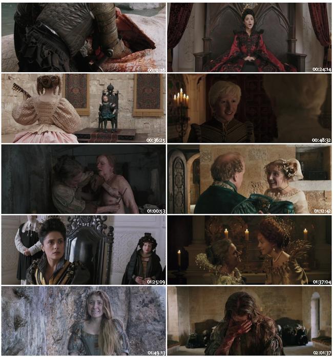 Tale of Tales (2015) 720p BRRip x264 AC3-m2g