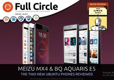 Full Circle Magazine - July 2015