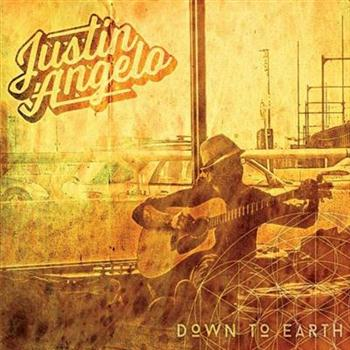 Justin Angelo - Down to Earth (2015)