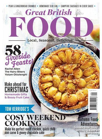Great British Food - November 2015
