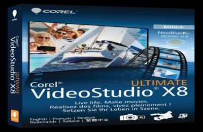 Corel VideoStudio Ultimate X8.5.v18.5.0.25 Retail