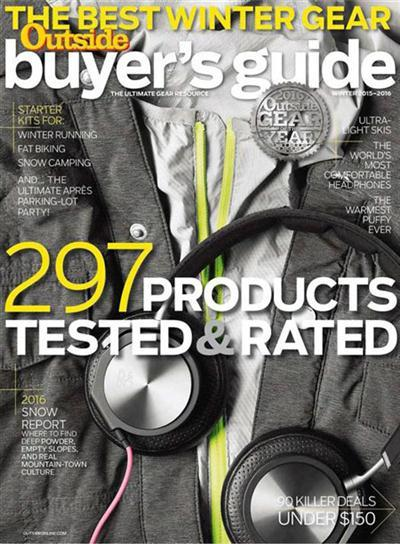Outside Buyer's Guide - Fall Winter 2015