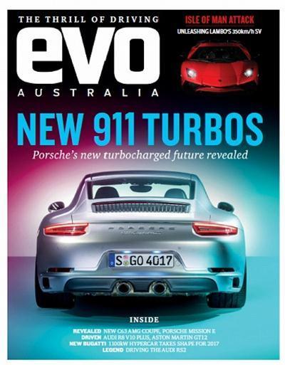 evo Australia - October 2015