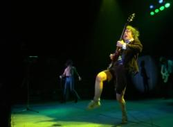 AC/DC - Let There Be Rock (1980) BDRip от MediaClub {Android}