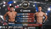 Смешанные единоборства. MMA. ONE Championship 27: Warriors Quest (Main Card) [22.05] (2015) IPTVRip