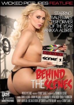Behind The Scenes / За кадром (Stormy Daniels, Wicked Pictures) (2015) FullHD 1080p