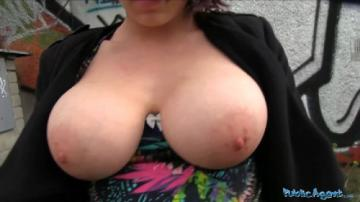 Student with big tits fucked in a park ( 1297 / 25.05.15) HD 720p