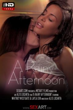 Layla Sin & Whitney Westgate (A Rainy Afternoon / 27.05.2015) FullHD 1080p