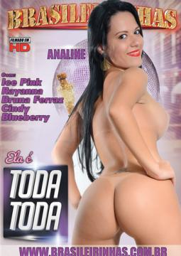 Ela E Toda Toda (Brasileirinhas, Gil Bendazon) (2014) FullHD 1080p