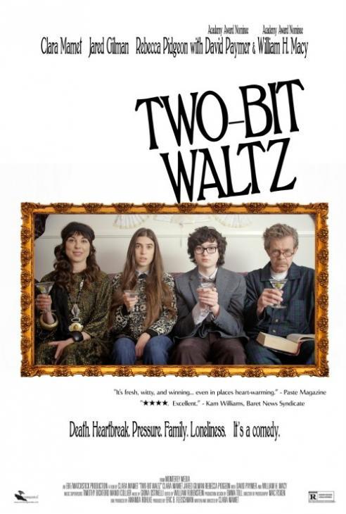 Lawirantka / Two-Bit Waltz (2014) PL.WEB-DL.XviD-KiT / Lektor PL