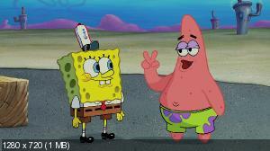 ����� ��� � 3D / The SpongeBob Movie: Sponge Out of Water (2015) BDRip 720p | DUB | ��������