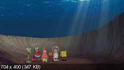 Губка Боб в 3D (2015) BDRip | Лицензия