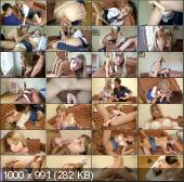 CaribbeancomPR - Gina Gerson - Popular Blonde Russian Actress Gina And Gachi SEX - 012315-075 [FullHD 1080p]