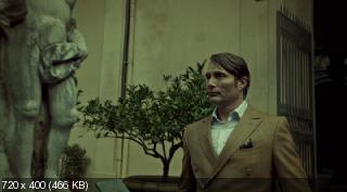 �������� / Hannibal [3 ����� 1-13 ����� �� 13] (2015) WEB-DLRip | BaibaKo