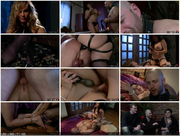 [DivineBitches.com / Kink.com] Sativa Rose, David Chase and Christian Wilde.  Submissive  cuckold, unfaithfu Wife.l