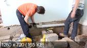 Практические моменты монтажа водоснабжения и канализации в доме (2013) Видеокурс
