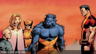 ������������ ���� ���: ������� / Astonishing X-Men: Dangerous [1 �����] (2012) DVD-Remux | DUB