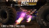 Monster Jam Battlegrounds (2015) PC | RePack