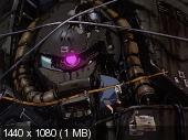 Мобильный воин ГАНДАМ: Восьмой взвод МС - Отчет Миллер / Gundam the 08 MS Team: Miller's Report (1998) BDRip 1080p от Azazel