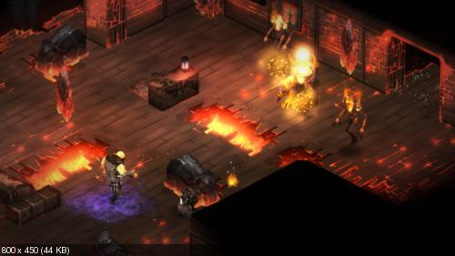 Shadowrun Dragonfall - Director's Cut (RUS/ENG) [Repack] от R.G. Catalyst