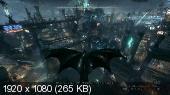 Batman: Arkham Knight - Premium Edition (v1.0+9DLC/2015/RUS/ENG) RePack от R.G. Steamgames