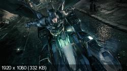 Batman: Arkham Knight (2015/RUS/ENG/RePack от =Чувак=)