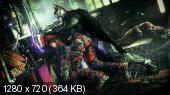 Batman: Arkham Knight Premium Edition (2015) PC | RePack �� MAXAGENT