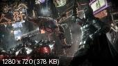 Batman: Arkham Knight Premium Edition (2015) PC | RePack от MAXAGENT