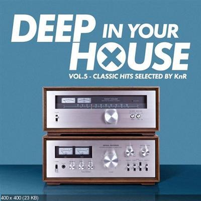 VA - Deep in Your House Vol 5 Classic Hits Selected by KnR (2015)