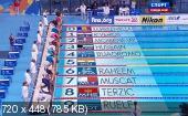 Чемпионат мира. Плавание. День 5. Предварительные заплывы [06.08] (2015) IPTVRip