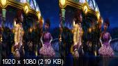 Правдивая история Кота в сапогах в 3Д / La veritable histoire du Chat Botte Горизонтальная анаморфная