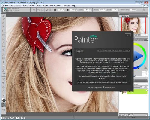 Corel Painter 15.0.0.689 2016 (64)