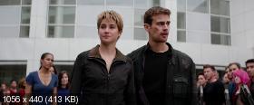 ���������, ����� 2: ��������� / Insurgent (2015) BDRip-AVC   DUB   ��������