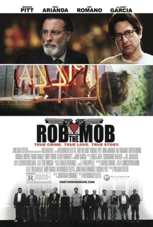 [ONLiNE] Rob the Mob (2014) PL.BDRip.XviD-KiT / Lektor PL