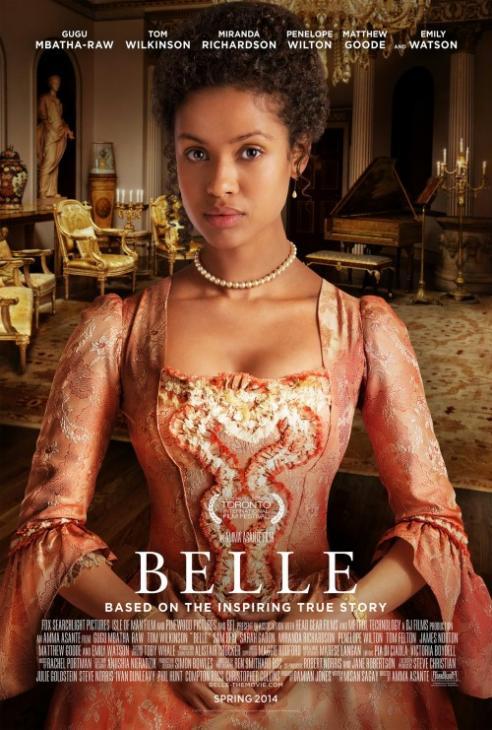 Belle (2013) PL.BRRip.XViD-J25 / Lektor PL +x264 +RMVB