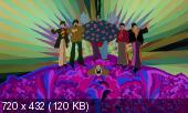 The Beatles: Ƹ���� ��������� ����� / Yellow Submarine (1968) BDRip