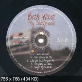 Beth Hart – My California (2010) [2014 EU Reissue] {VINYL RIP 24BIT/192KHZ}