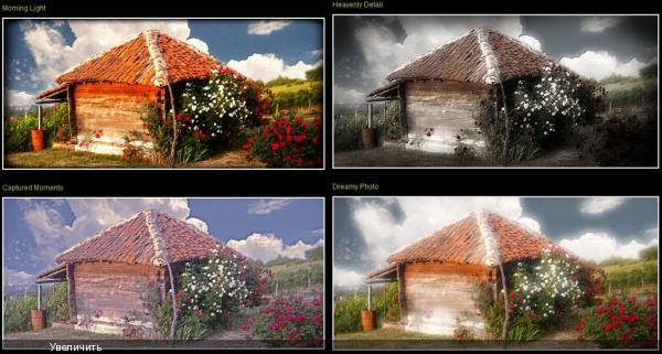 JixiPix Romantic Photo 2.40 - обработка фотографий