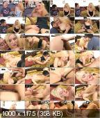 Kin8tengoku - Angel - Go Dango! Blond Huter Today Game Beautiful Blonde - 1336 [SD]