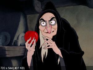 Белоснежка и семь гномов / Snow White and the Seven Dwarfs (1937) BDRip от HQ-ViDEO | DUB