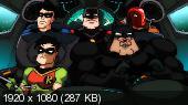 ������ ������������ / BatMetal Returns (2015) WEBRip (1080p)