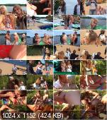 CollegeFuckParties.com - Hot university girls fuck in cottage - ssp7203 [HD 720p]