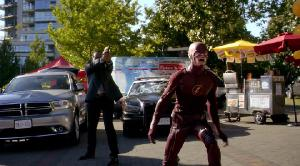Флэш / The Flash [2 сезон 1-11 серии из 22] (2015) WEB-DLRip | NewStudio